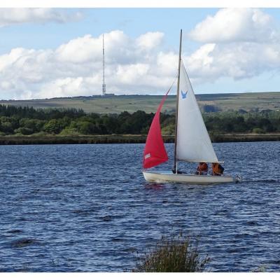 Navigation sur le Lac